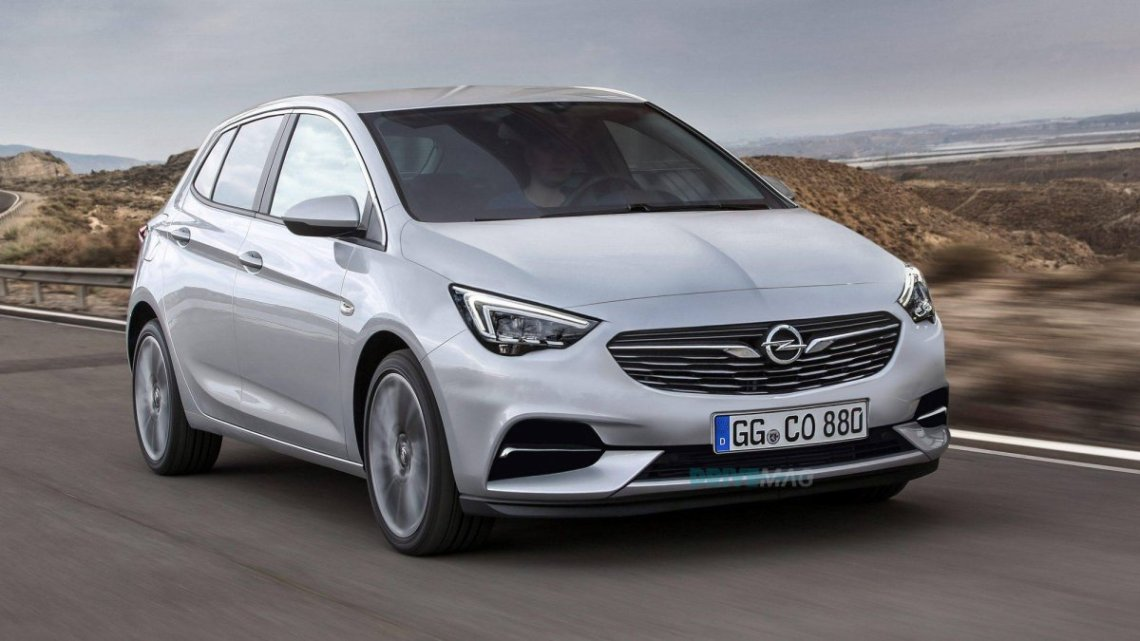 the all-new opel corsa f comes on a psa platform in 2019