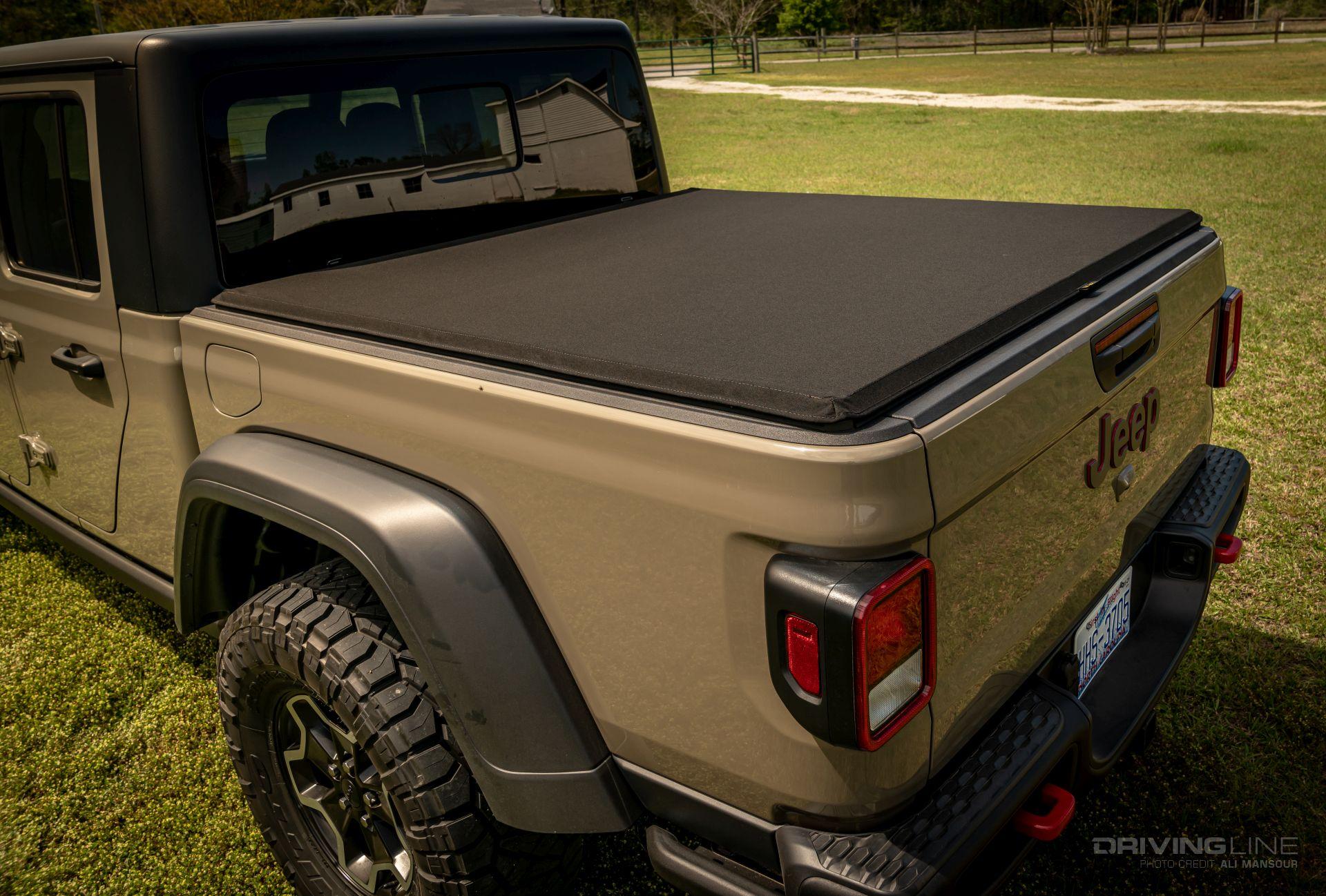 jeep gladiator ezroll soft tonneau