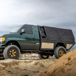Why The Ford E Series Van Is The Ultimate Overland Build Platform Drivingline