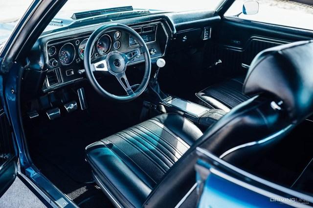 Chevy Chevelle Interior