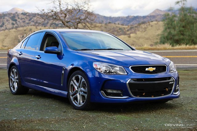 Chevy SS on Nitto NT555 G2