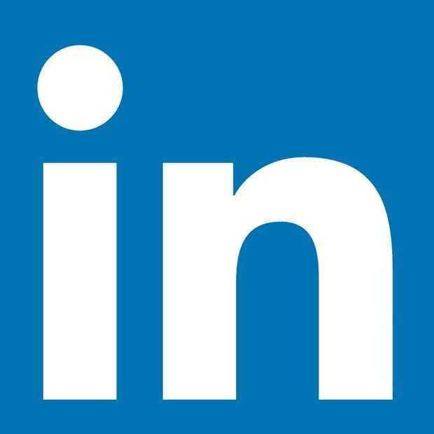 Afbeeldingsresultaat voor linkedin icoon