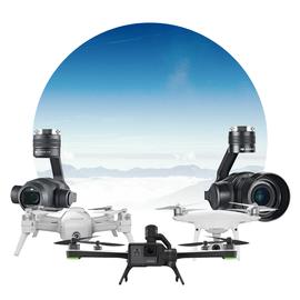 DxOMark benchmarks for popular drone camera sensors