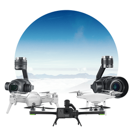 DxOMark benchmarks for popular drone camera sensors