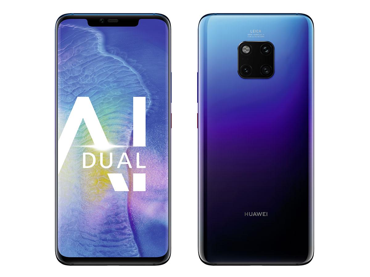 Tag Huawei Dxomark