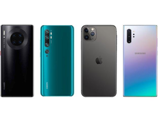 The best smartphone cameras of 2019 - DXOMARK