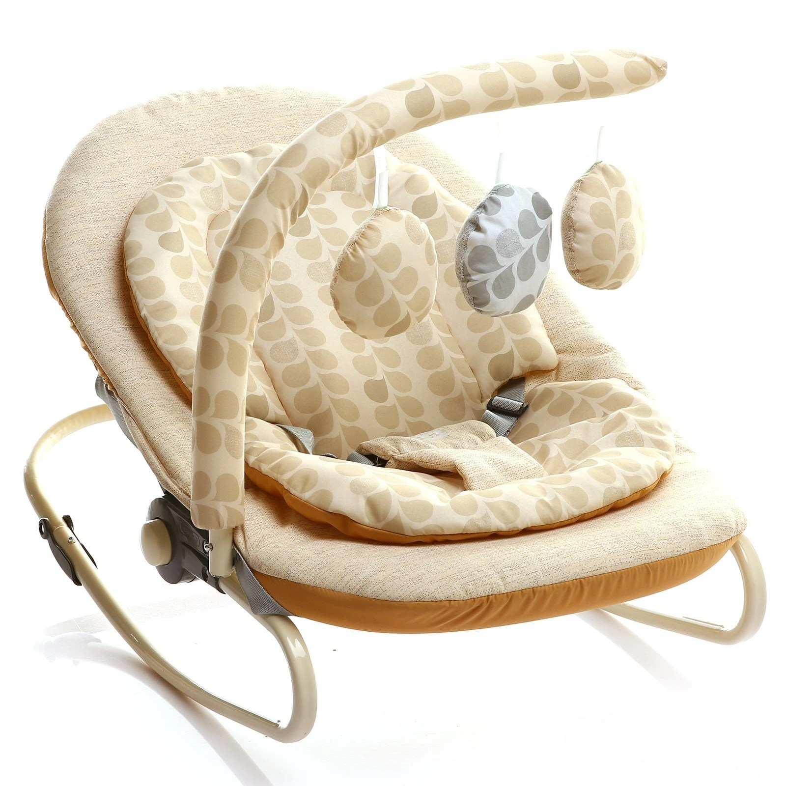 Baby Plus Lounge Baby Bouncer Chair With Toys