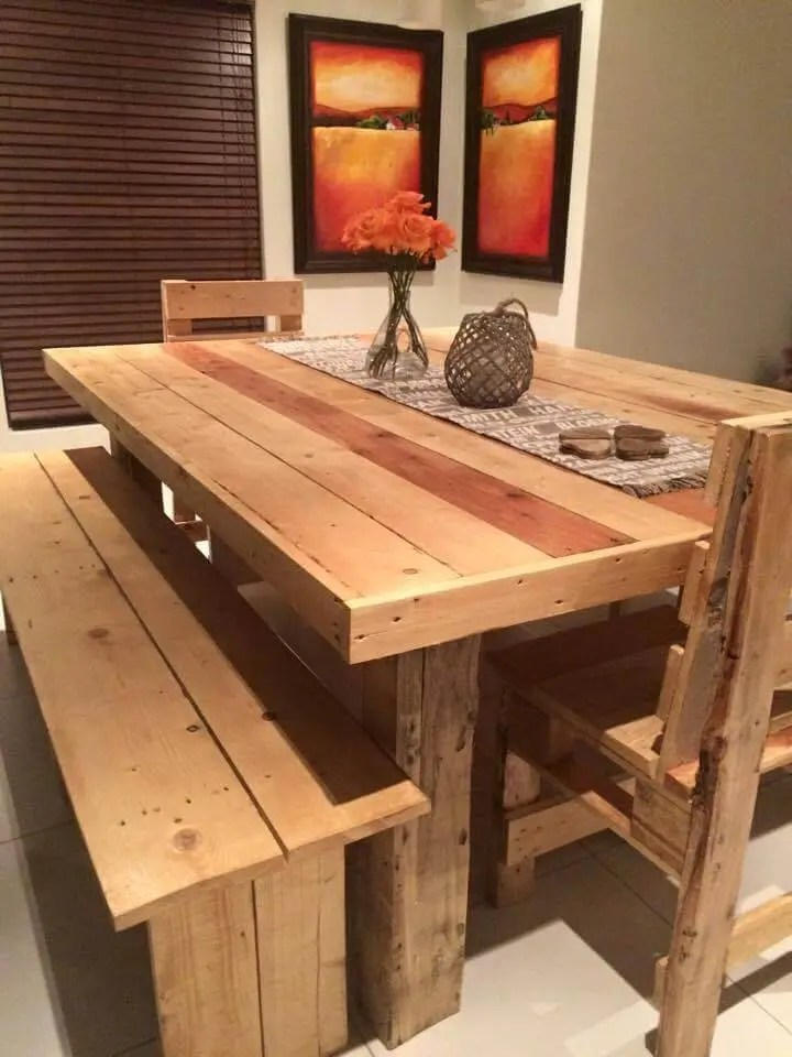 125 Awesome DIY Pallet Furniture Ideas - Page 5 of 12 ... on Pallet Room  id=92638