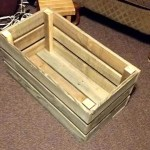 Easy Simple Wood Pallet Toy Box Easy Pallet Ideas