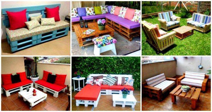 50 Ultimate Pallet Outdoor Furniture Ideas - Easy Pallet Ideas on Pallet Room Ideas  id=28061
