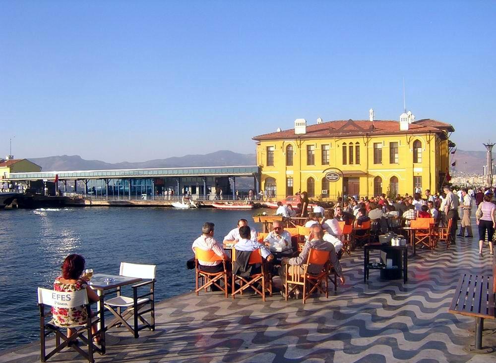 Izmir_Turkey_Port_View