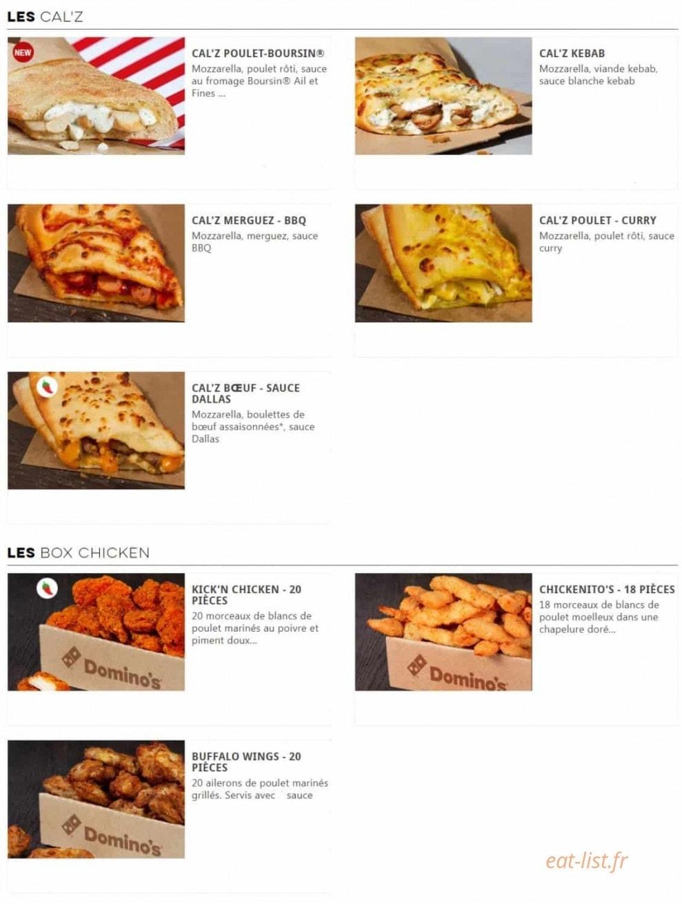 domino s pizza a saint martin boulogne