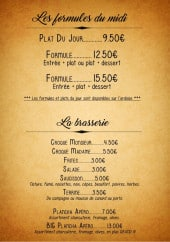 le newport cafe a caen carte menu et