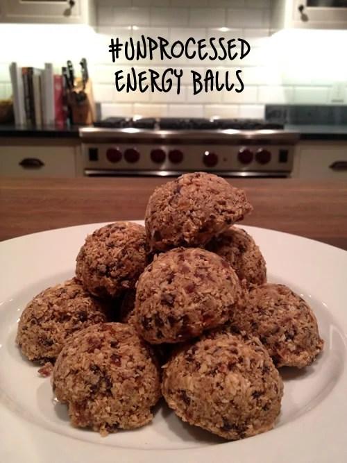 #Unprocessed Energy Balls