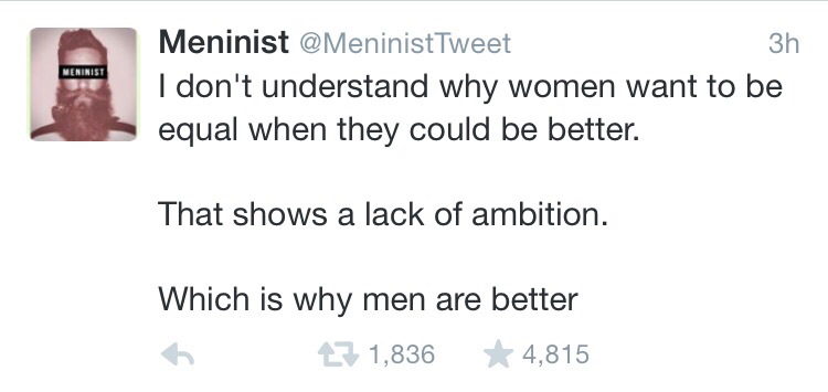 dumb women