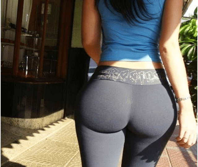 Times Yoga Pants Seemed To Work So Well