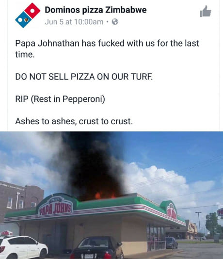 pizza war