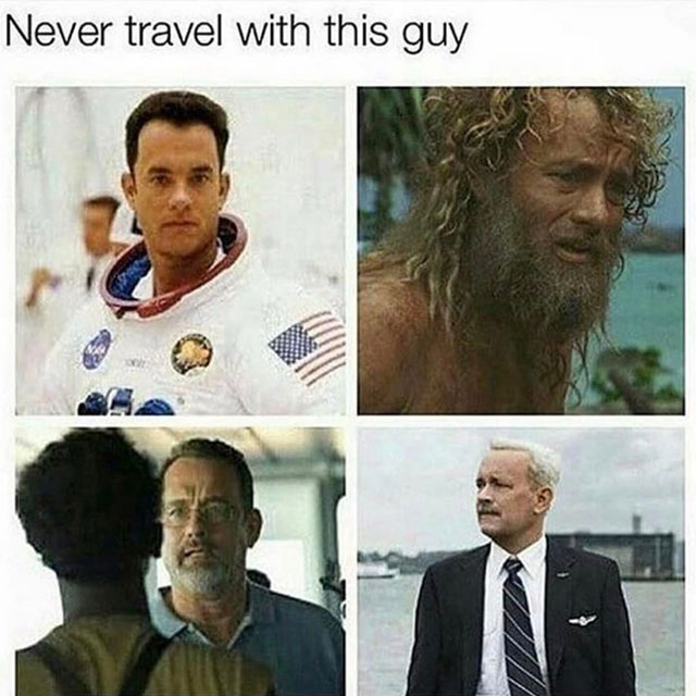 fucking tom hanks