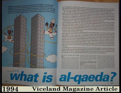 Viceland Magazine Article 1994