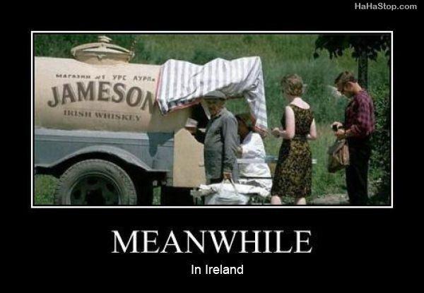 Friday Funny Irish Jokes