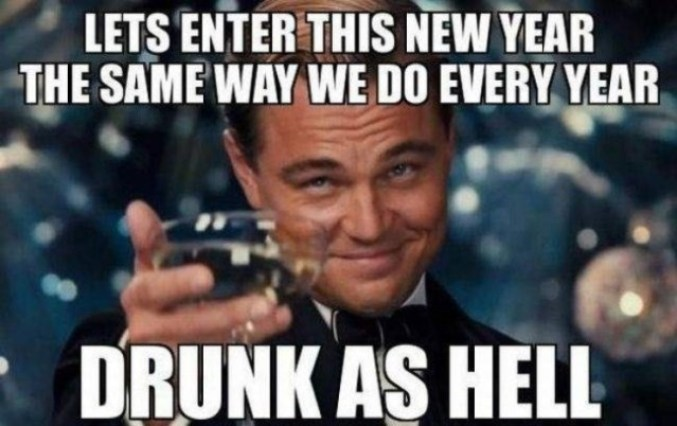 20 New Year Memes That Are A 20/20 - Funny Gallery