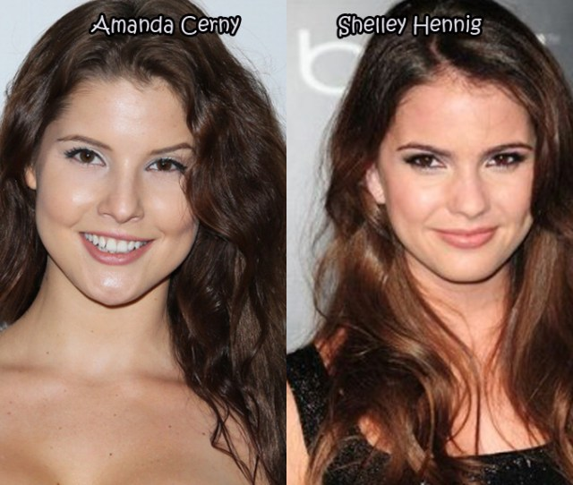 Celebrities With Pornstar Doppelgangers That Will Make Your Jaw Drop