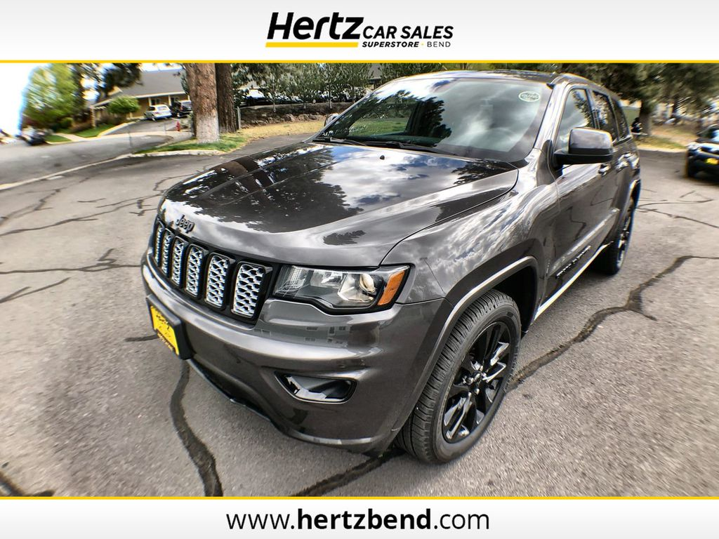 2018 used jeep grand cherokee altitude 4x4 ltd avail at hertz car sales of bend or iid 20728283