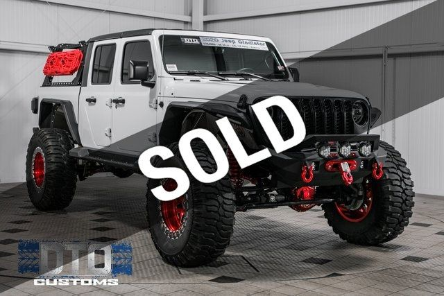 2020 used jeep gladiator rubicon 4x4 at dto customs serving gainesville va iid 20372666