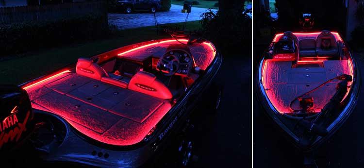 Marine Led Lights Boats