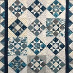 Royal Blue Quilt Kit