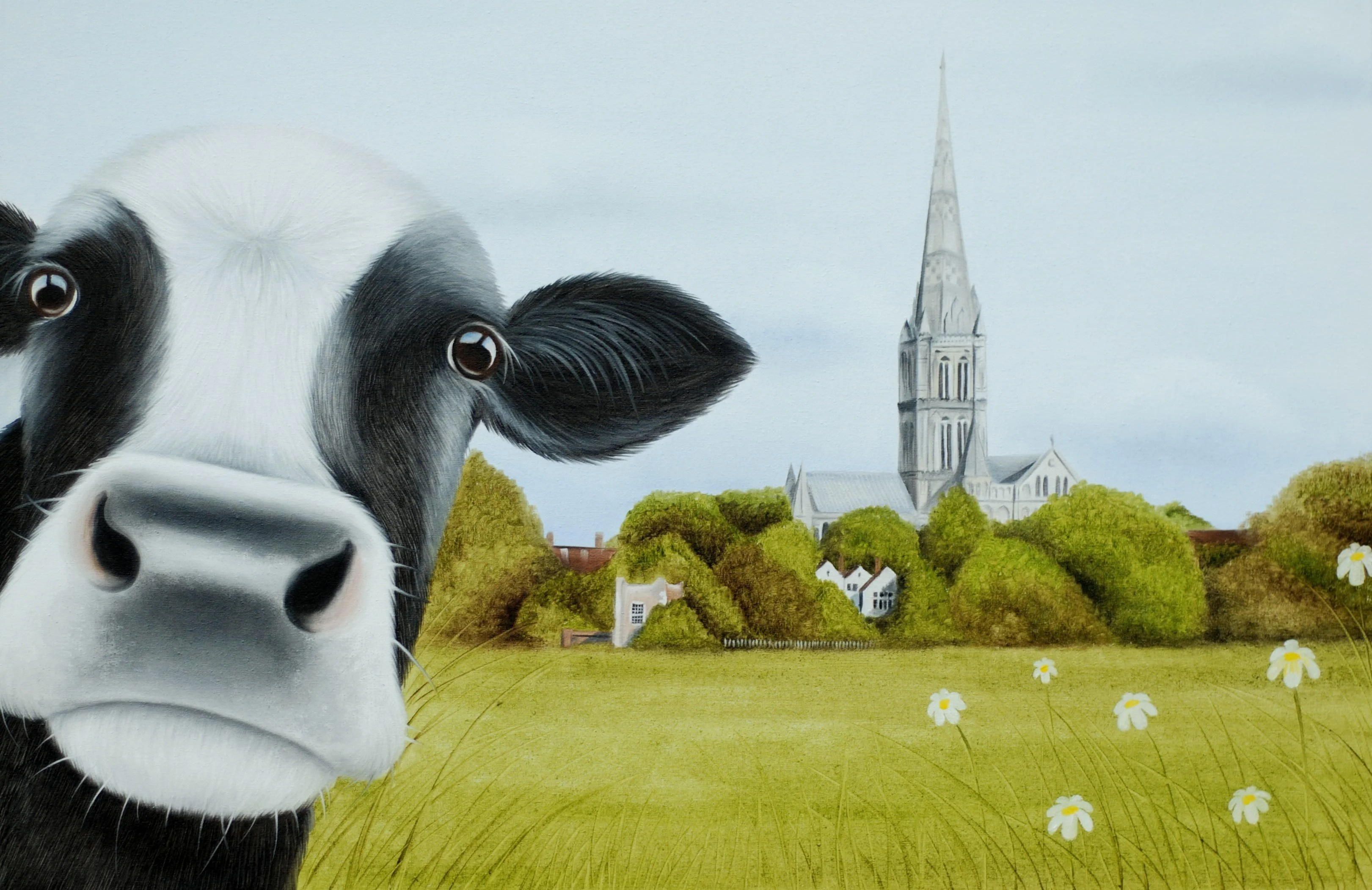 Lucys Farm Country Inspired Art Cow Gifts And Kitchenware