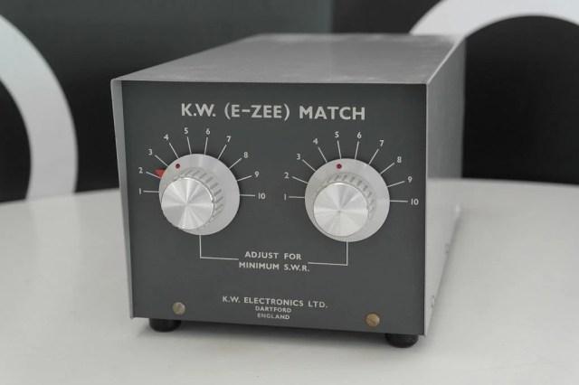 Second Hand KW Electronics E-Z Match 1