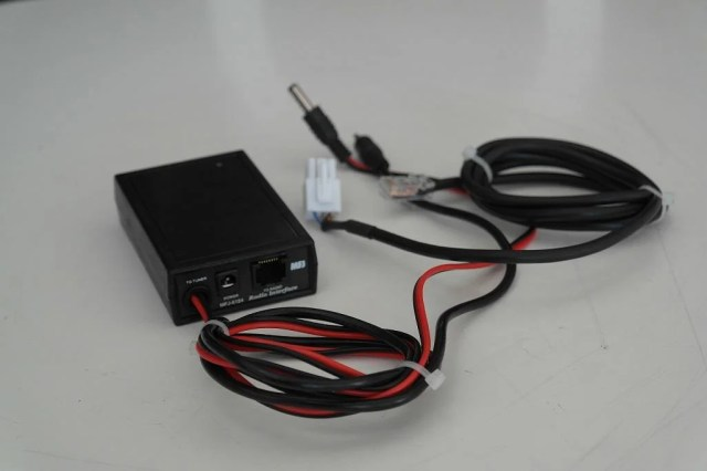 Second Hand MFJ-5124K AutoTuner Radio Interface Cable for Kenwood 1