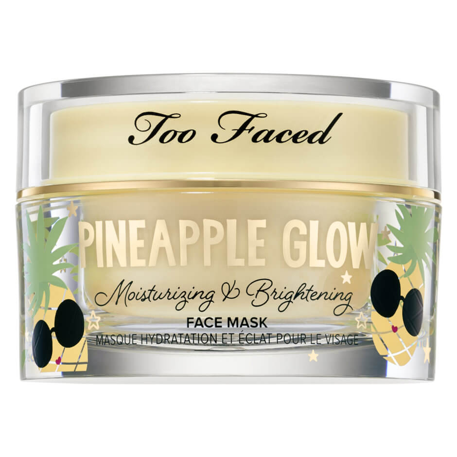 Pineapple Glow Face Mask