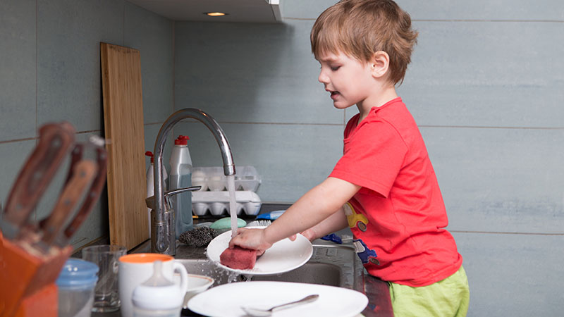 how to help preschoolers cultivate life skills