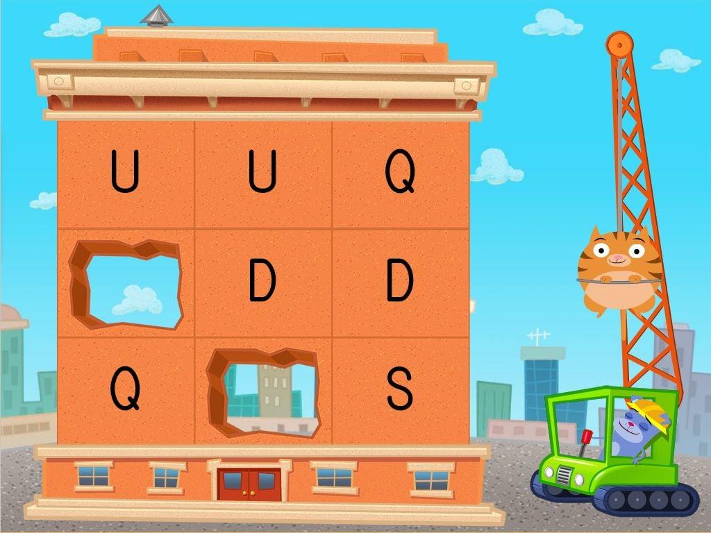 Alphabet Demolition Bingo Game