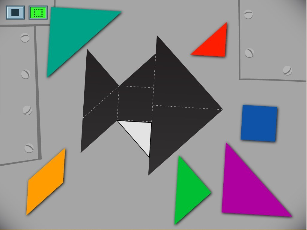 Fish Tangram Game