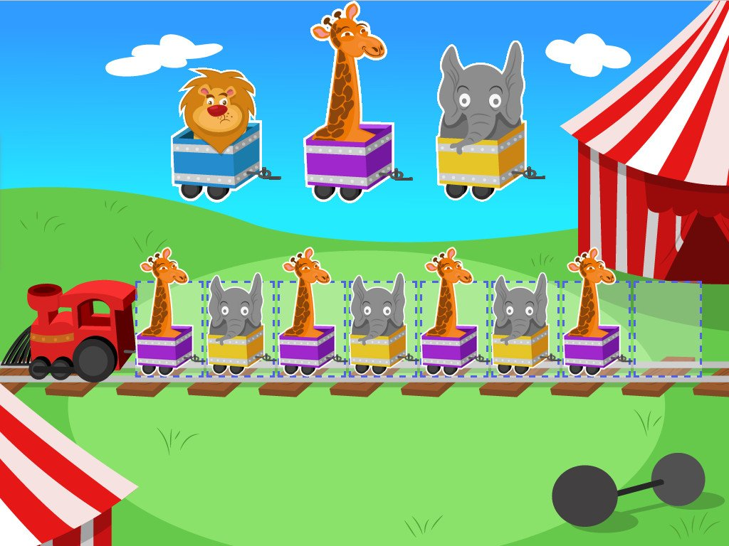 Free Printable Train Games Preschool Activities T Free
