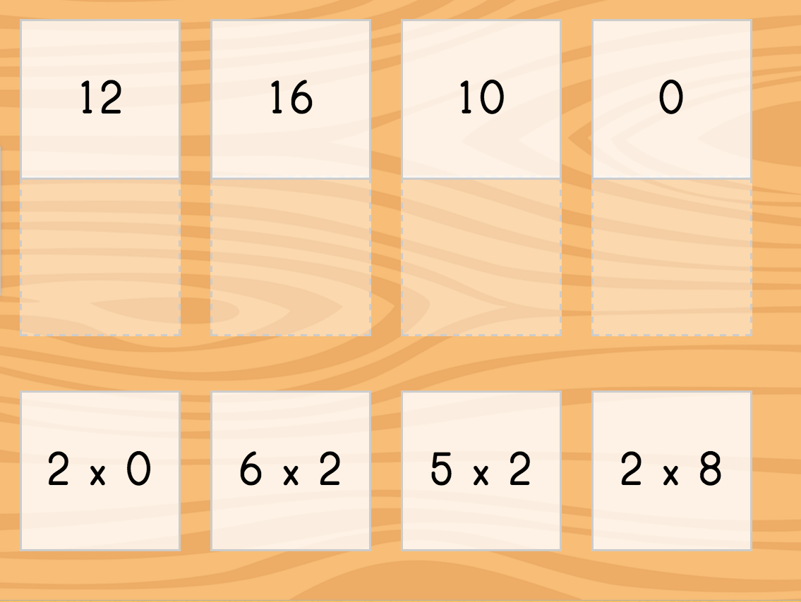 U S Map State Shapes Matching Game