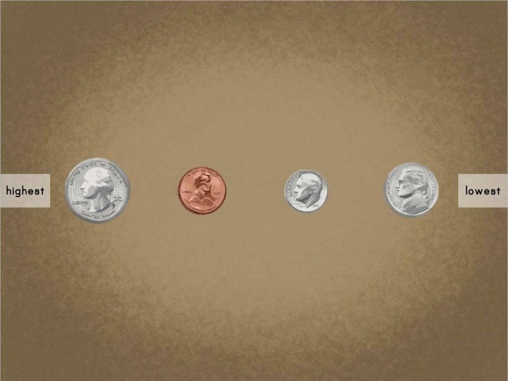 Introducing Money To Kindergarten Worksheet