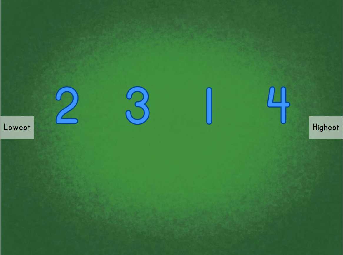 Rainbow Numbers Practice Writing Numbers 1 10