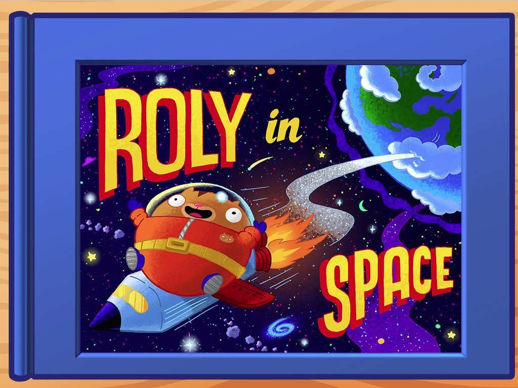 Roly In Space Story