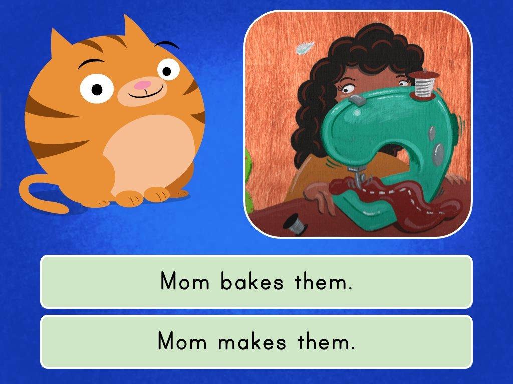 Sight Word Sentence Match Game