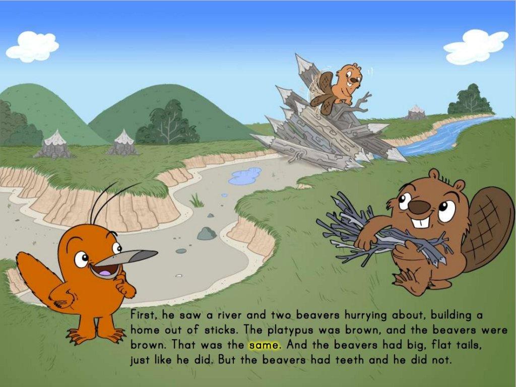 The Platypus Story