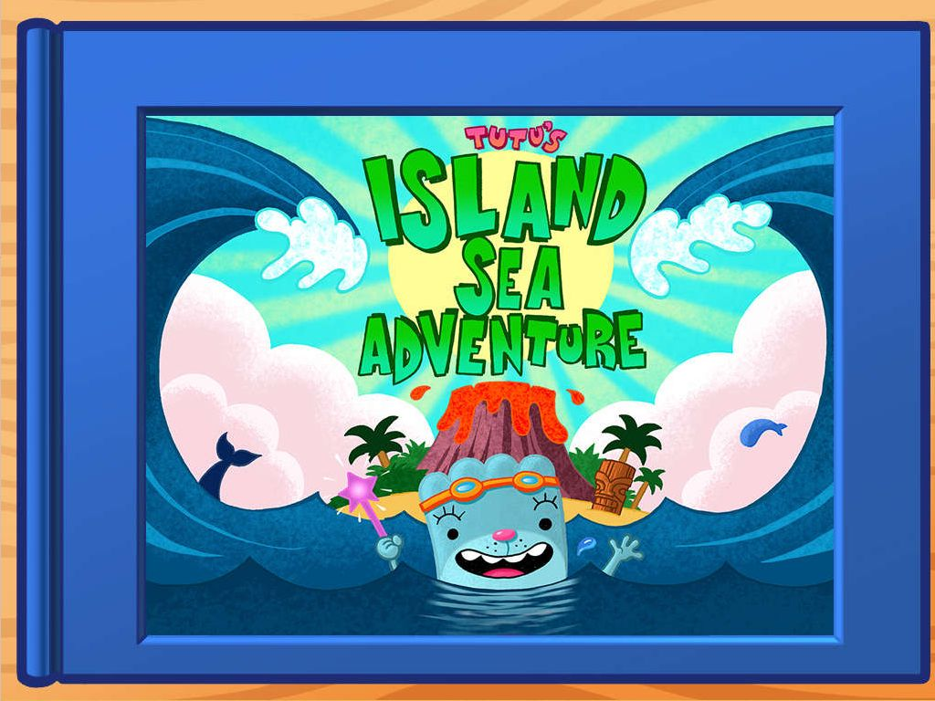 Tutu S Island Sea Adventure Story
