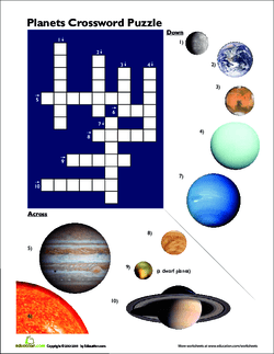 The Solar System: Learning about Planets   Lesson Plan ...