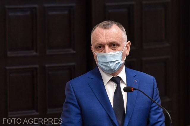 Sorin Cîmpeanu / Foto: Radu Tuta - Agerpres Foto