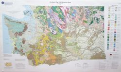Washington State Geologic Map