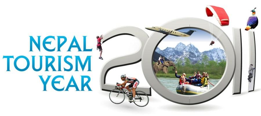 Kapilvastu Day Movement Tourism Year Banner    Nepal     the country