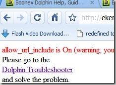 dolphin_installation_error